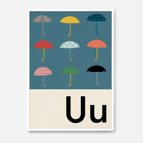Alphabet - Umbrella