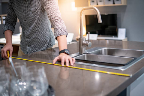 how to install quartz countertops