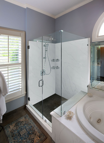Quartz Shower Walls Advantages Of Quartz Over Traditional
