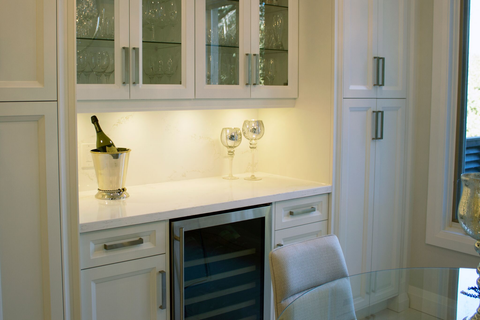 White Quartz Countertops Luxury White Countertops For