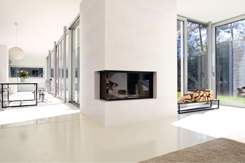 quartz fireplace surrounds