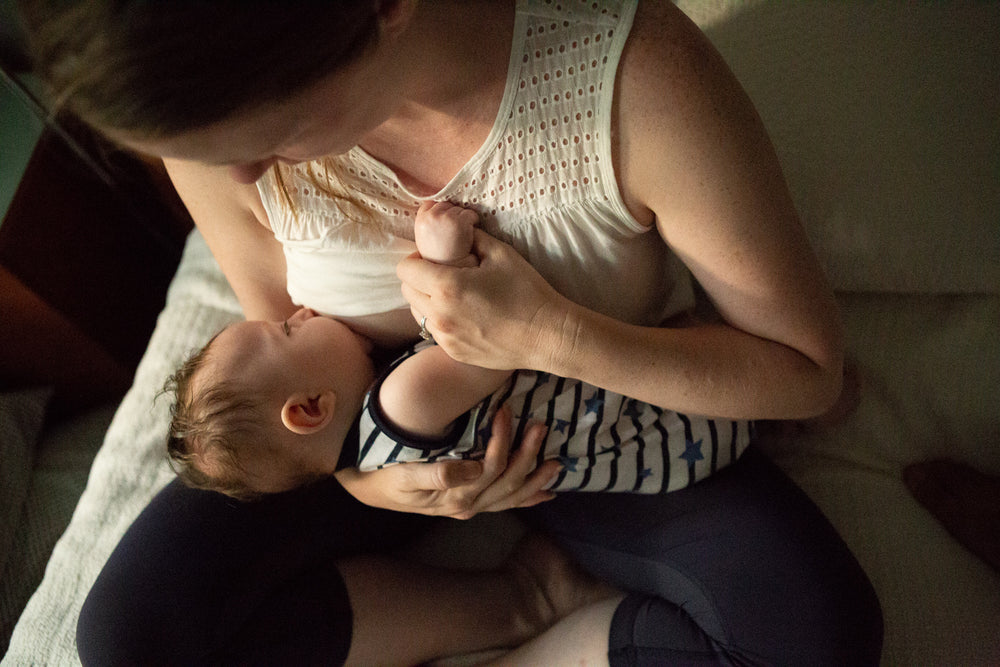 Caitlin's Breastfeeding Story
