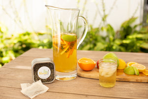 Iced Lactation Tea | Refreshing Summer Drink Recipe