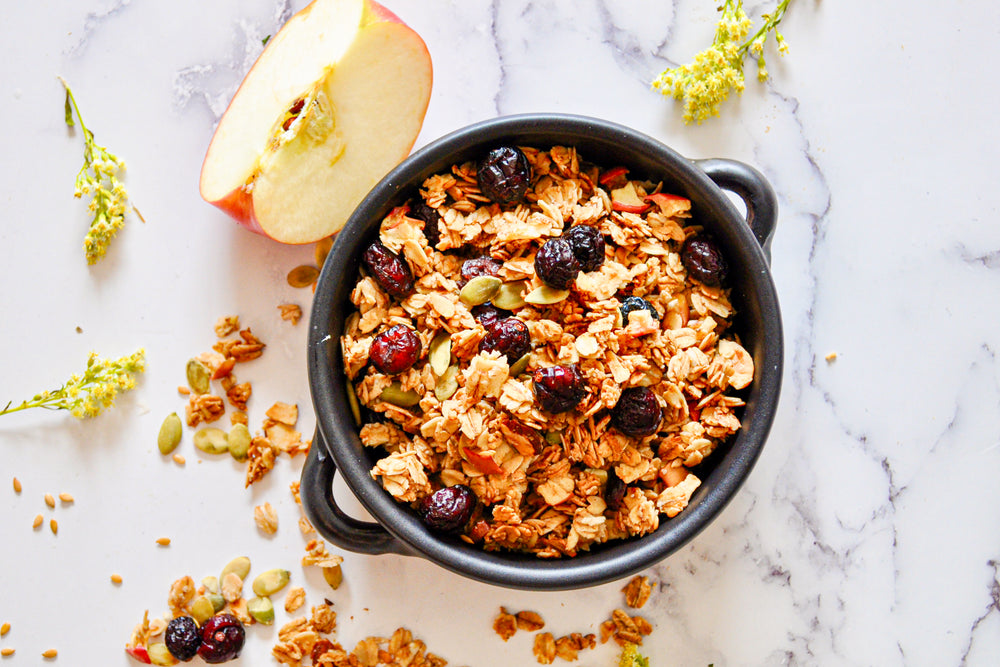 Load image into Gallery viewer, NEW in SEASON* - Apple Cinnamon Granola