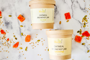 Oatmeal Breakfast Jar - SOLD OUT