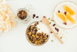 Golden Raisin Granola