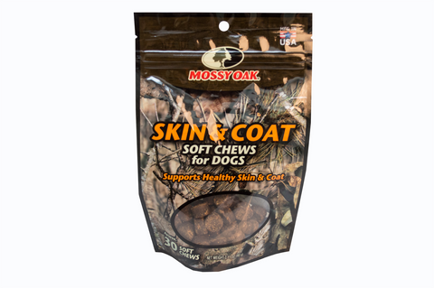 Mossy Oak Skin & Coat Soft Chews