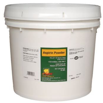 ASPIRIN POWDER (BULK) 25LB