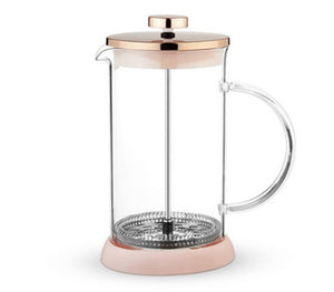 Riley Glass Tea Press Pot