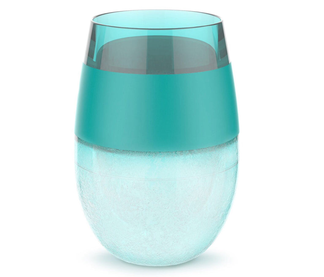 Wine Freeze Cooling Cup - Green