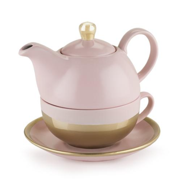 Addison - Tea for One Set (Pink)