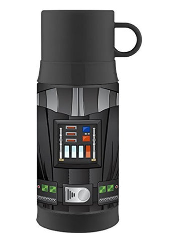 Thermos Darth Vader 12 Ounce Warm Beverage Bottle w/ Cup Lid
