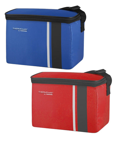 Thermocafe Blue and Red Assorted Lunch Coolers