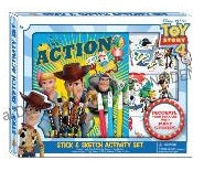 Toy Story 4 Stick and Sketch Activity Set