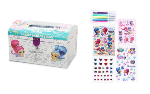 Shimmer N' Shine Stationery Treasure Box