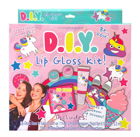 DIY Lip Gloss Kit