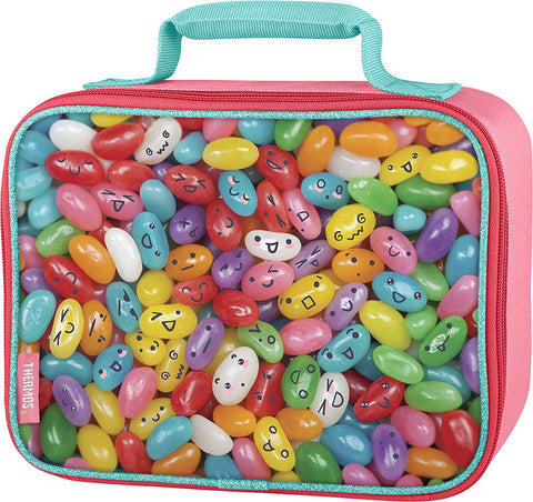 Thermos Sweet Treats Jellybeans Square Lunch Kit