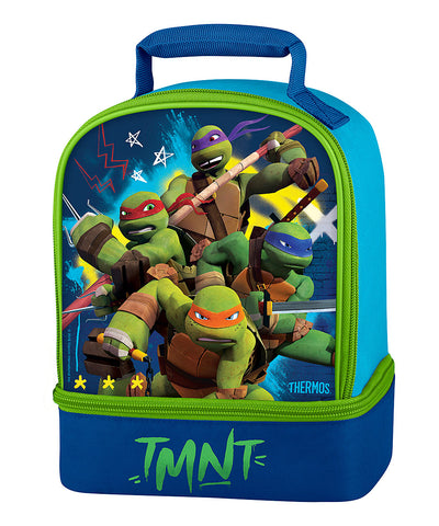 Thermos Ninja Turtles Drop Bottom Lunch Kit