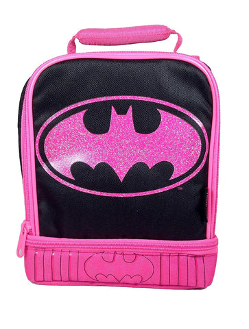 Thermos Batgirl Drop Bottom Lunch Kit with Cape