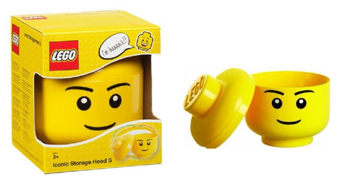 Lego Classic Face Storage Container
