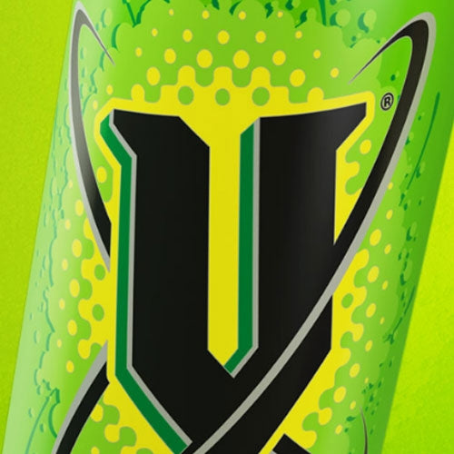 V Can (green)