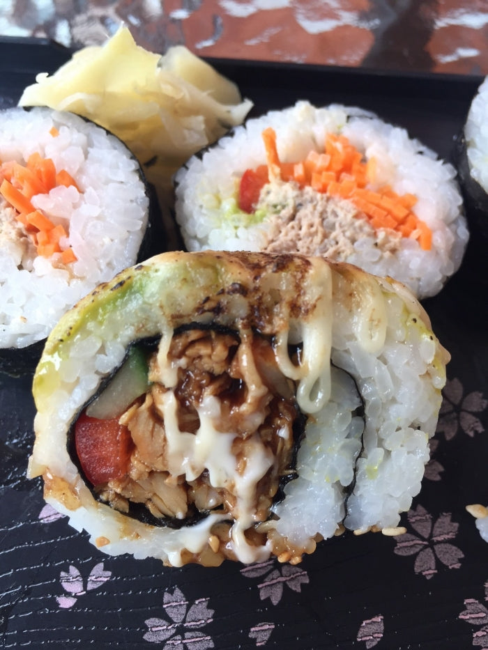 Grilled Chicken Roll