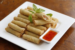 Mini Spring Rolls 20 Pcs - Rice Runner