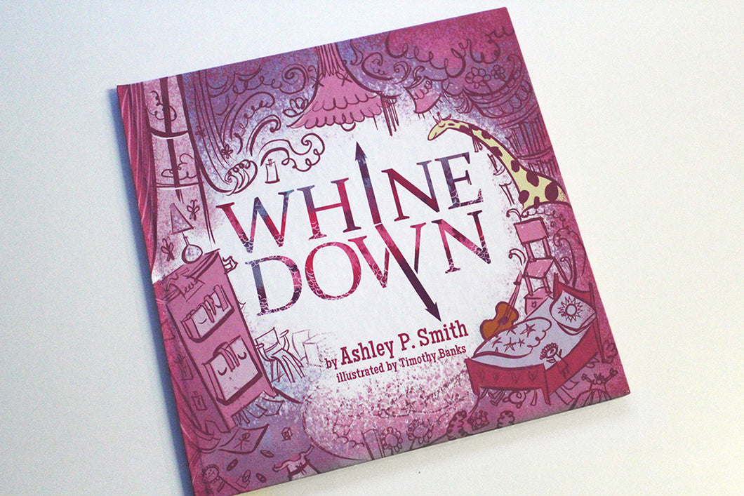 Whine Down Book