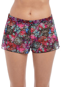 Lingerie Outlet | Freya Forest Song Shorty AA5149BLK