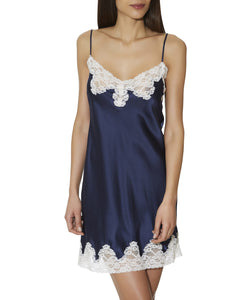 Crépuscle Satiné Nightie Versailles by Aubade