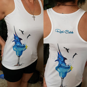 Marlin Margarita UV Tank