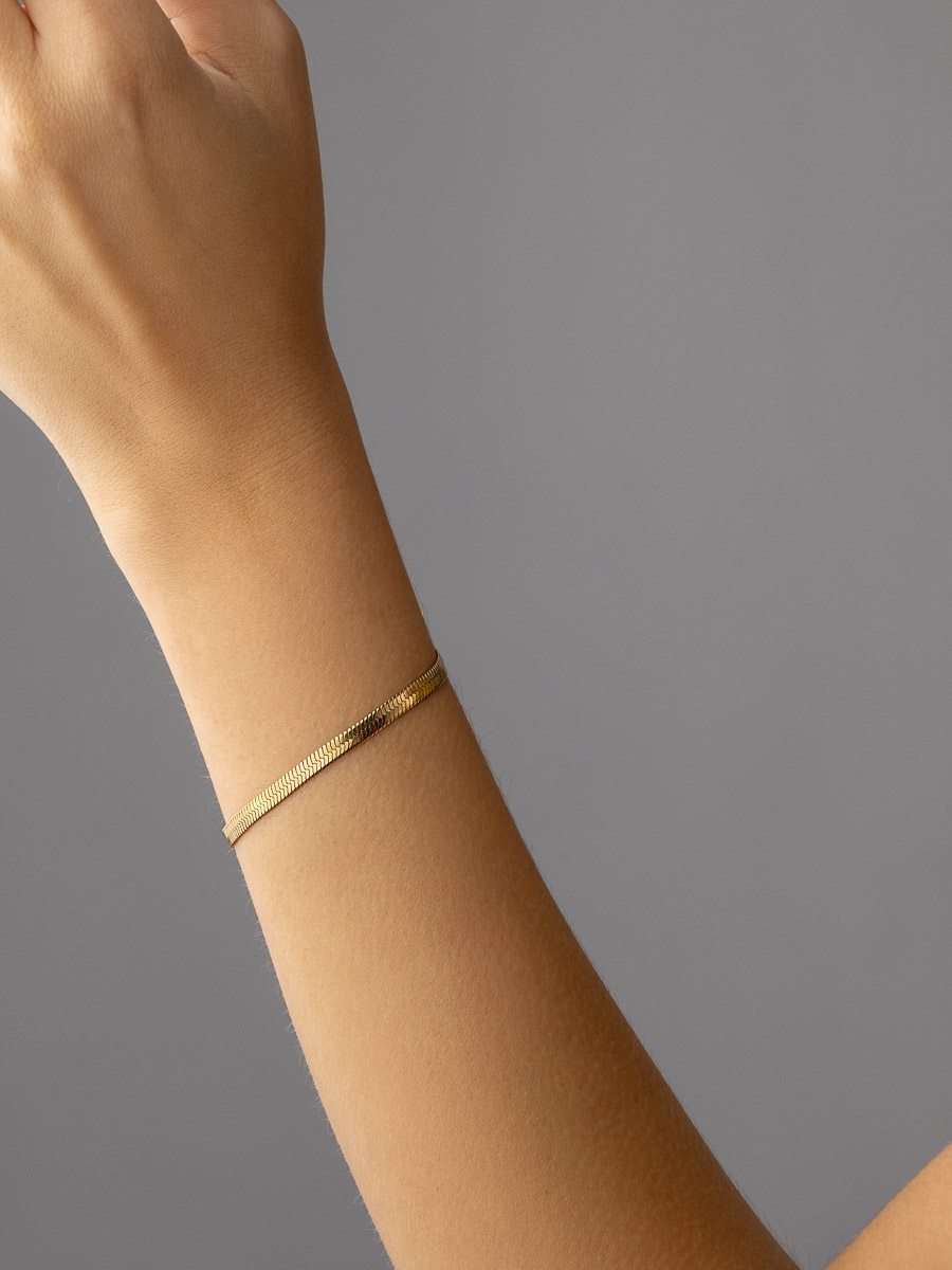 WIDE SLEEK | Armband