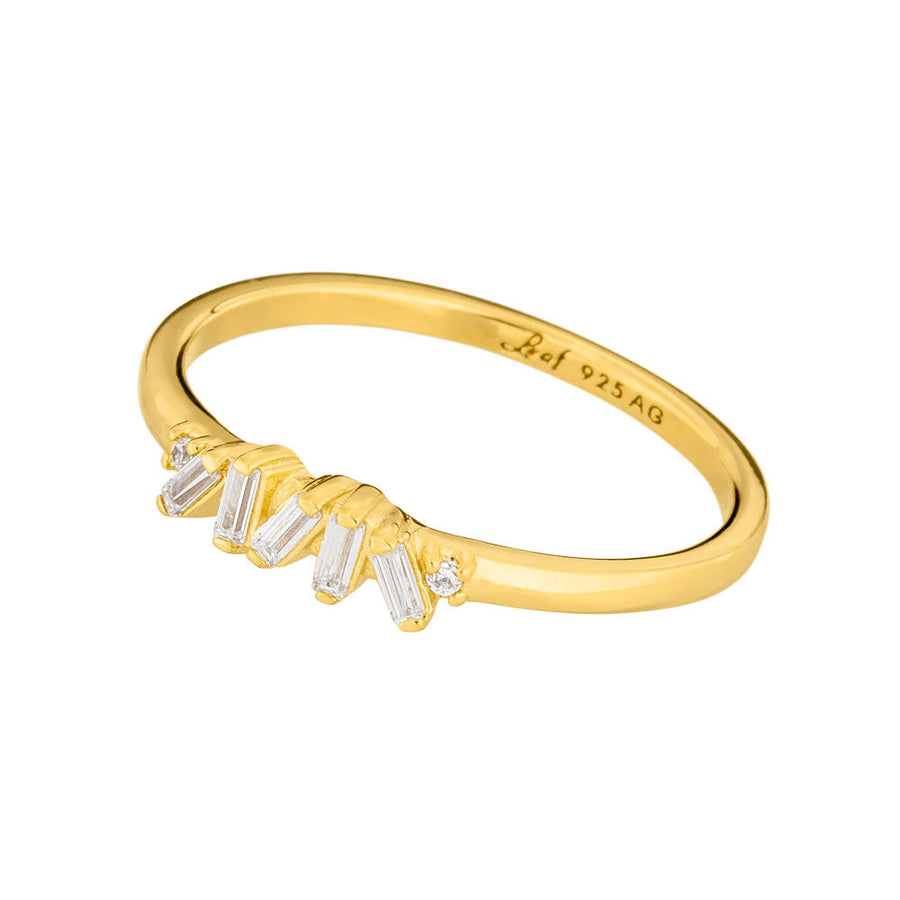 SPARKLE FLASH | Ring | gold