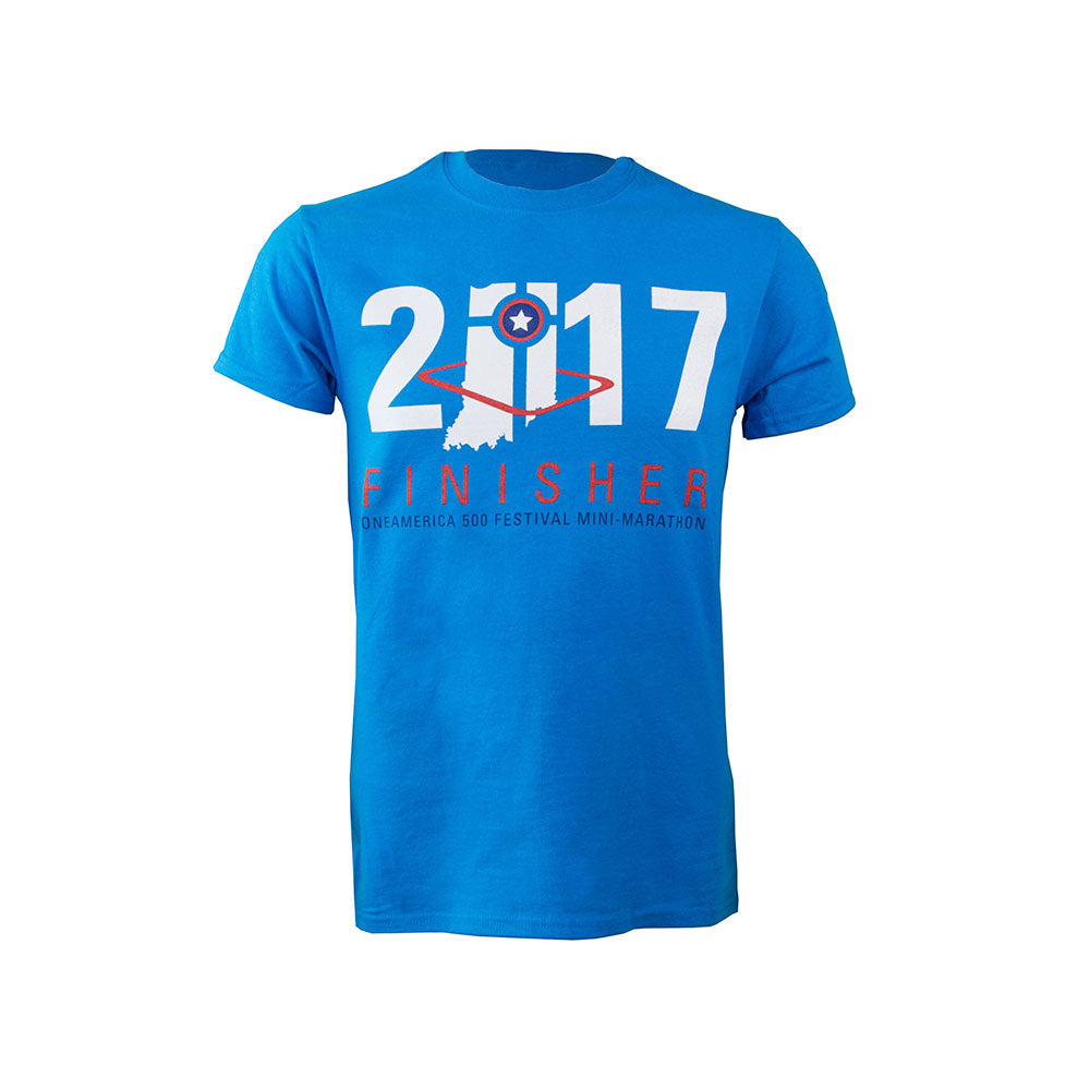 2017 Unisex Cotton Finisher Tee