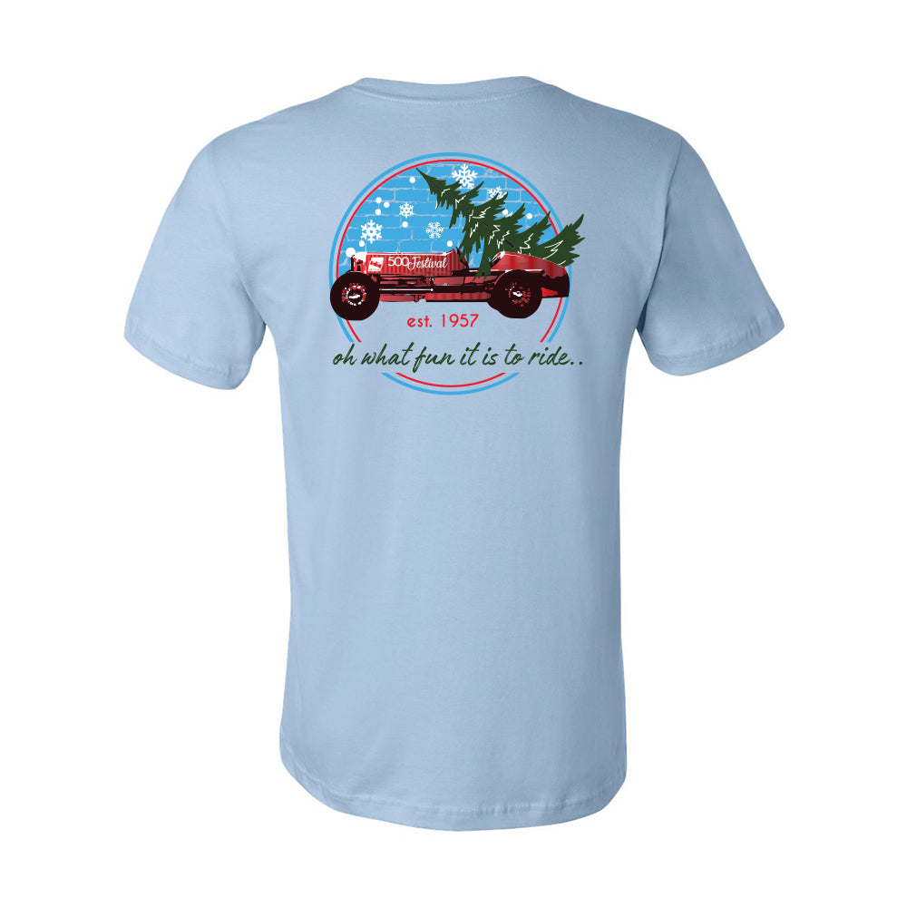 Youth Short Sleeve Holiday Tee