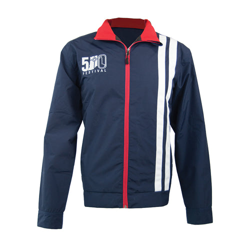 500 Festival Men's Full Zip Jacket