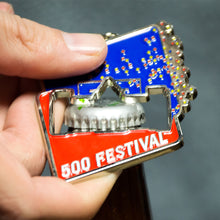 500 Festival Bottle Opener Key Chain