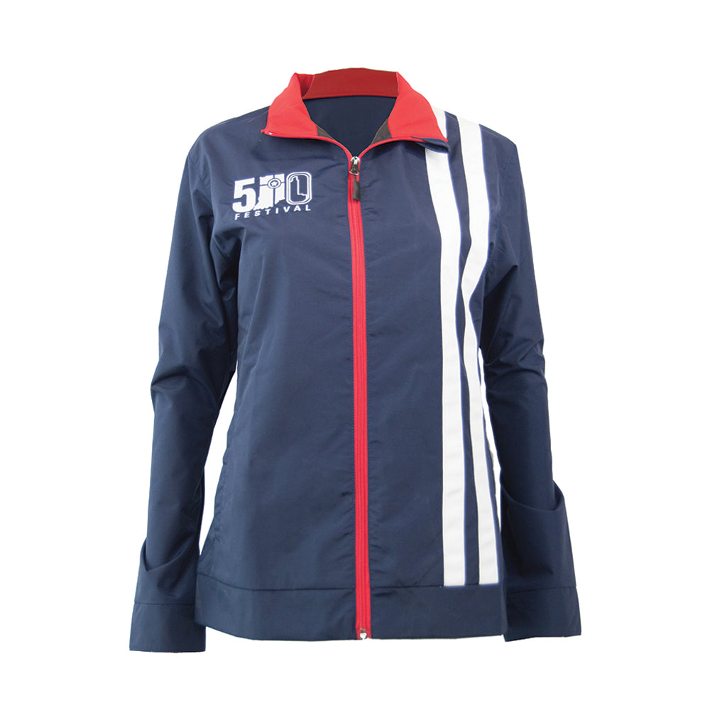 500 Festival Ladies Full Zip Jacket