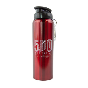 500 Festival 27 oz. Stainless Steel Sports Bottles
