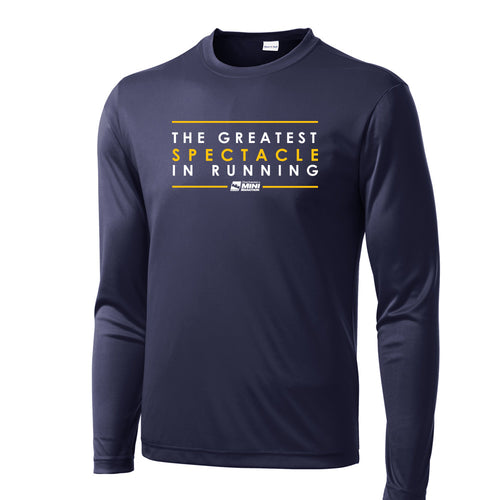 Greatest Spectacle Long Sleeve Performance Shirt