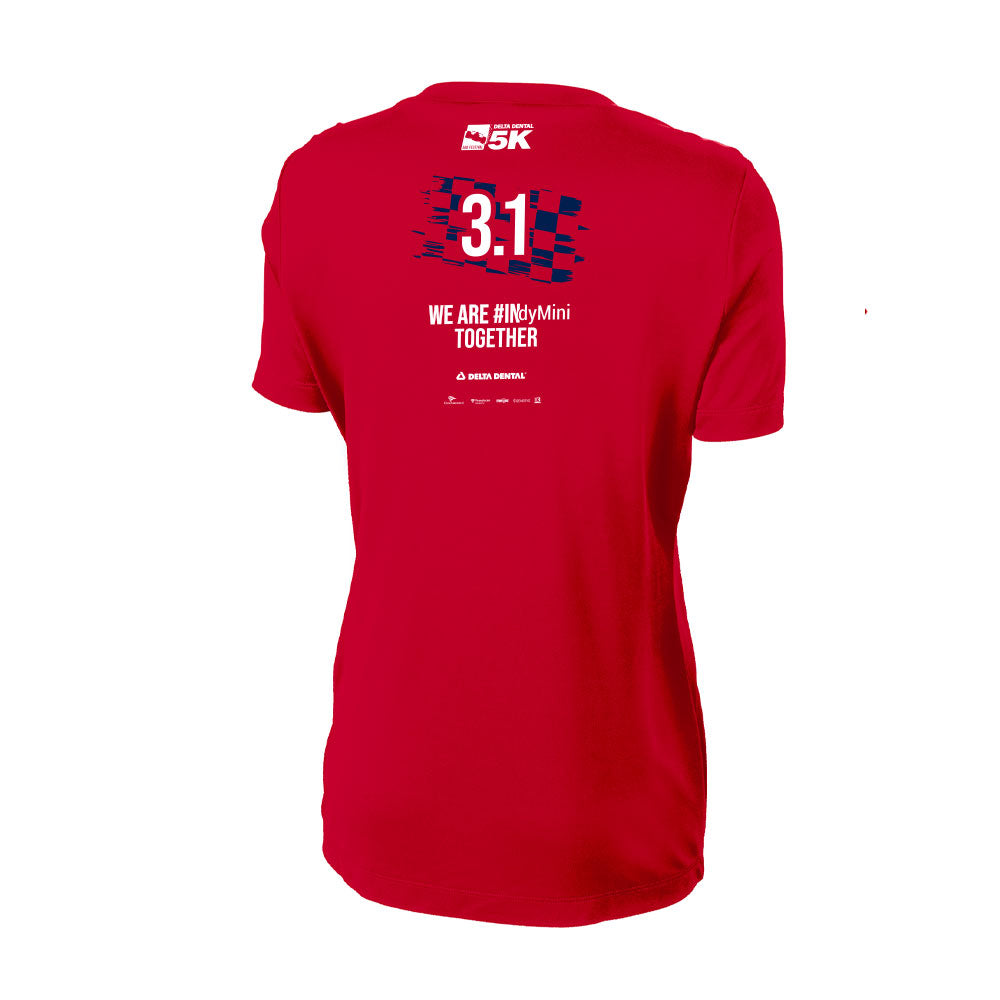 2020 5K Finisher Shirt – Women's Competitor Tee