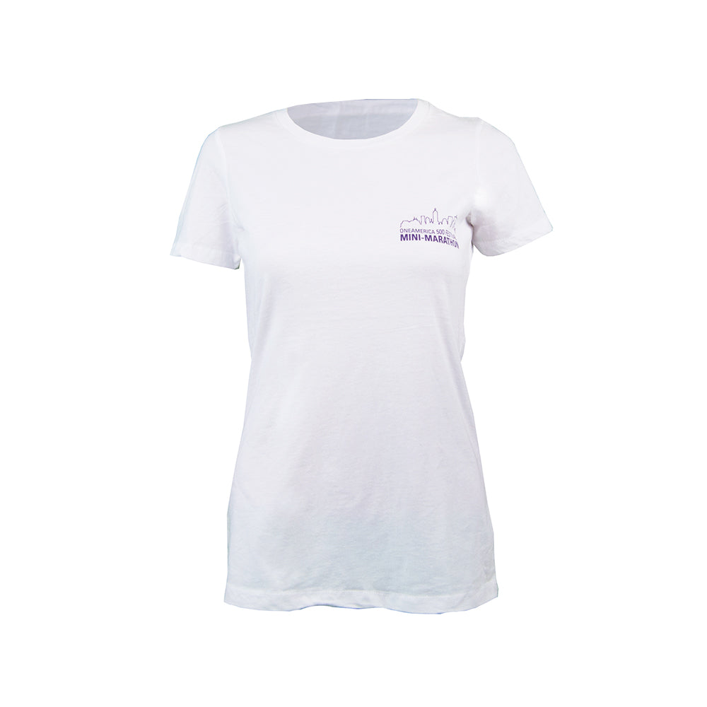 Ladies Soft Cotton Fashion Tee