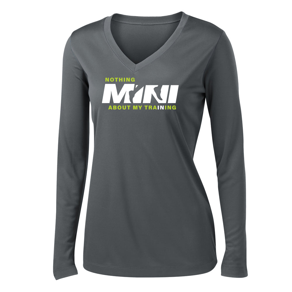 Ladies 2020 In Training Long Sleeve Performance Tee