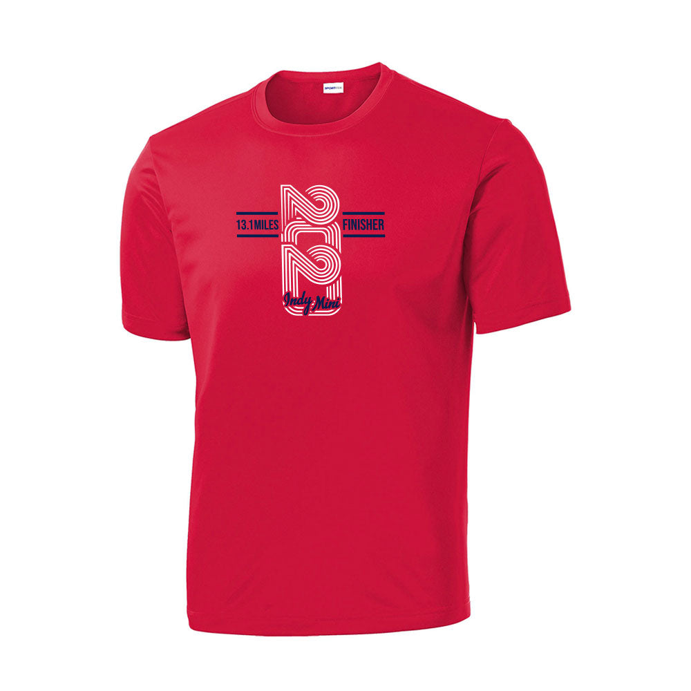 2020 Indy Mini Finisher Shirt – Mens Competitor Tee