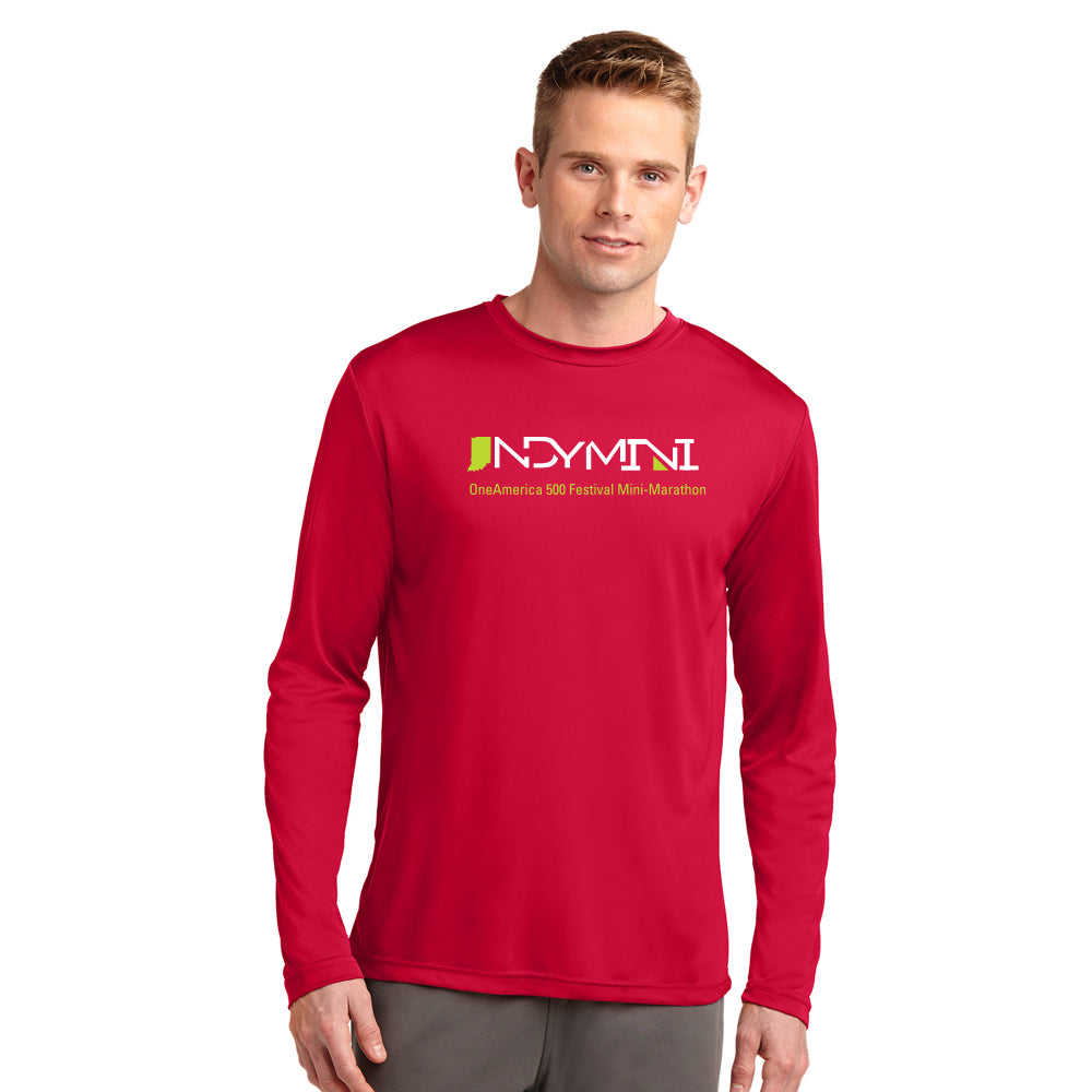2020 Indy Mini LS Runner's Shirt (NEW COLORS AVAILABLE)