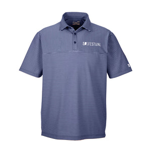 Under Armour Men's Playoff Stripe Polo