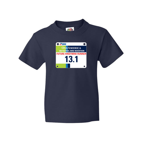 Future Indy Mini Runner Youth Tee