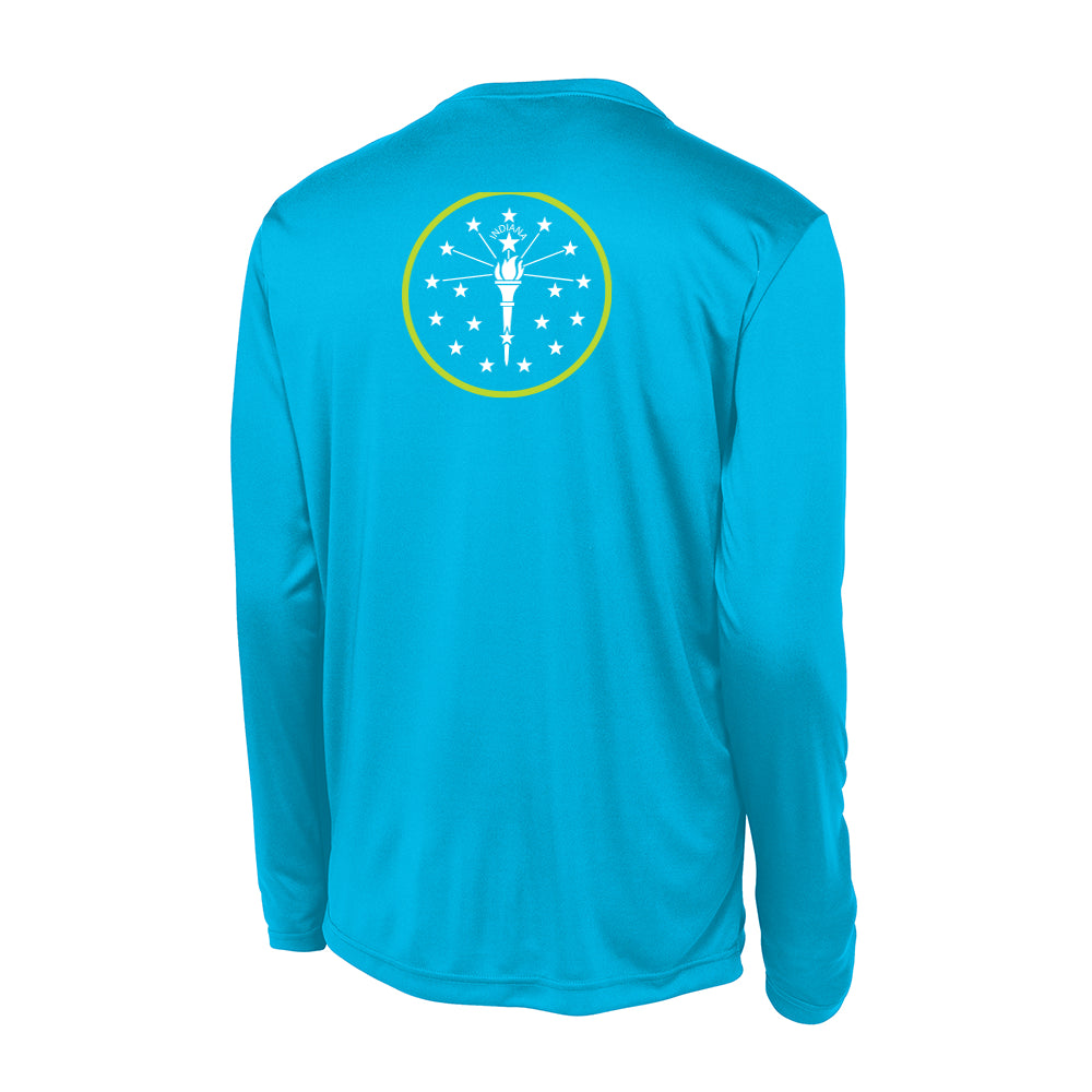 Indy Mini Long Sleeve PosiCharge Competitor