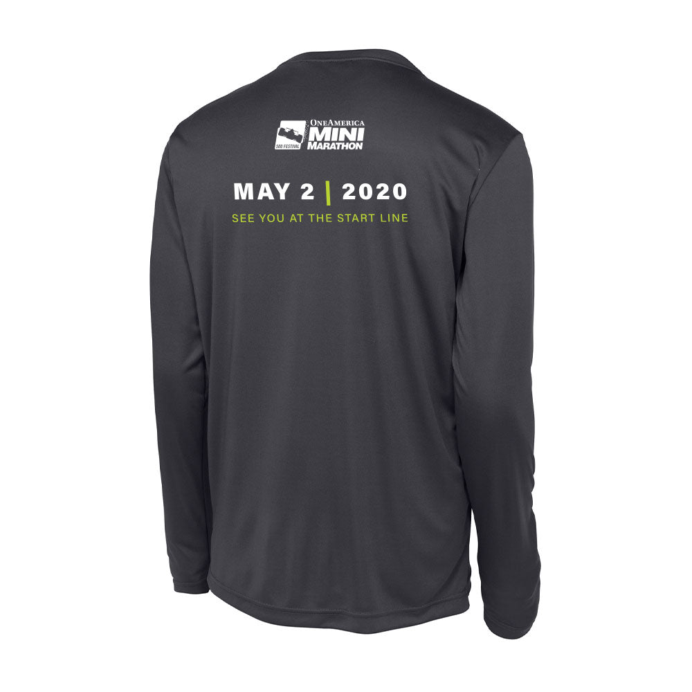 2020 In Training Long Sleeve PosiCharge Competitor Tee