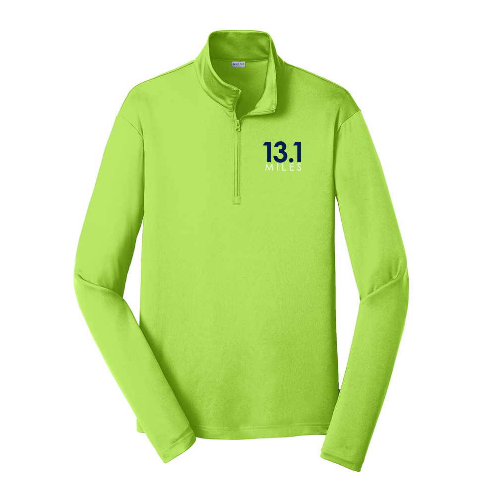 2018 Men's Finisher 1/4 Zip